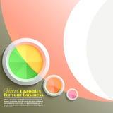 Abstract 3D circle Royalty Free Stock Image