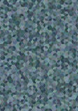 Abstract 3d cube mosaic pattern background. Design royalty free illustration
