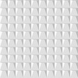 Abstract 3d geometric background. White seamless texture with shadow. Simple clean white background texture. 3D Vector interior wa. EPS10. Abstract 3d geometric Stock Photos