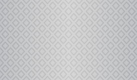 Abstract 3d geometric background. White seamless texture with shadow. Simple clean white background texture. 3D Vector interior wa Royalty Free Stock Image