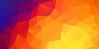 Abstract 2D geometric colorful background for your design. Abstract geometric colorful background for your design royalty free illustration