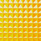 Abstract 3d geometric pattern. Polygonal Royalty Free Stock Images