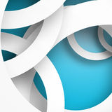 Abstract 3D Geometrical Design Royalty Free Stock Images