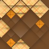 Abstract 3D Geometrical Design Royalty Free Stock Photos