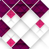 Abstract 3D Geometrical Design. Vector Illustration. Eps 10 royalty free illustration