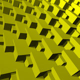 Abstract 3D geometry Stock Photos