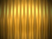 Abstract 3d metallic background. Abstract 3d metallic wavy background. 3d render Royalty Free Stock Photos