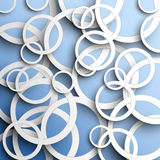 Abstract 3D Paper Stock Photos