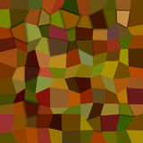 Abstract 3d polygonal background from rectangles. Autumn colored abstract 3d polygonal background from rectangles Royalty Free Stock Image