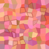 Abstract 3d polygonal background from rectangles. Pink colorful abstract 3d polygonal background from rectangles Stock Images