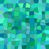 Abstract 3d polygonal background from rectangles. Teal abstract 3d polygonal background from rectangles Stock Photo