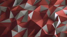 Abstract 3d render background.  Stock Images