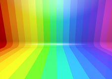 Background. Abstract 3D rendered colorful background Stock Photos