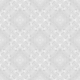 Abstract 3d Seamless Pattern Design Royalty Free Stock Image