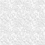 Abstract 3d Seamless Pattern Design Stock Photo