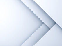 Abstract 3d triangles shape. Background. 3D rendering Stock Photo
