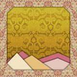 Abstract 3D vector design. Eps-10 Royalty Free Stock Images