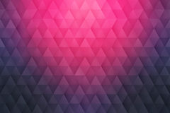 Abstract 3D Vector Geometrical Triangular Background. Abstract 3d vector geometrical triangular textured bright background for design, business, print, web, ui Stock Images