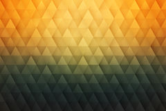 Abstract 3D Vector Geometrical Triangular Background. Abstract 3d vector geometrical triangular textured bright background for design, business, print, web, ui Royalty Free Stock Image