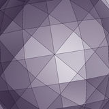 Abstract 3D vector graphic backdrop, design contemporary shaped. Background Stock Illustration
