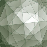 Abstract 3D vector graphic backdrop, design contemporary shaped. Background Royalty Free Stock Photography
