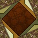 Abstract 3D vectorontwerp Royalty-vrije Stock Afbeelding