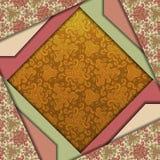 Abstract 3D vectorontwerp Stock Afbeeldingen