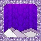 Abstract 3D vectorontwerp Stock Foto