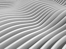 Abstract 3d wave background. Abstract monochrome 3d wave background Stock Photography