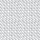 Abstract 3d white geometric background. White seamless texture with shadow. Simple clean white background texture. 3D Vector interior wall panel pattern Royalty Free Stock Photo