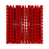 Abstract 3d words Sale isolated. At the white background stock illustration