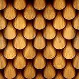 Abstract dalingenpatroon - naadloze achtergrond - houten textuur royalty-vrije stock foto's