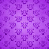 Abstract damask grunge background Royalty Free Stock Image