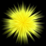 Abstract - Dandelion. Abstract of a Dandelion Royalty Free Illustration