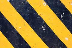 Abstract danger striped background Stock Photo