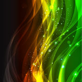 Abstract dark background Stock Image
