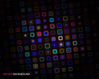 Abstract dark background. Royalty Free Stock Photography