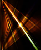 Abstract dark background in brown and yellow. Colors Royalty Free Stock Image