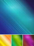 Abstract dark background with color light Royalty Free Stock Photography