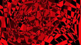 Abstract dark background. Red lines texture. Mosaic background. Abstract dark background. Red mystical illustration. Red lines texture. Blood backgrounds royalty free illustration