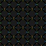 Squares seamless background royalty free stock images