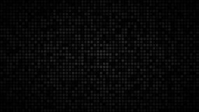 Abstract background of small circles. Abstract dark background of small circles in shades of black and gray colors Royalty Free Stock Images
