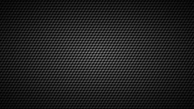 Abstract background of small isometric cubes. Abstract dark background of small isometric cubes in shades of black and gray colors Stock Photos