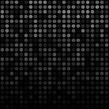 Abstract Dark Background. Vector illustration Stock Photography