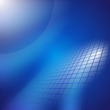 Abstract dark blue background. Stock Image