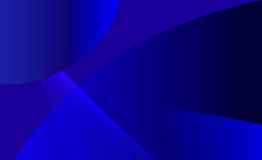 Abstract dark blue background Stock Photo