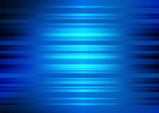 Abstract dark blue background with parallel strips Stock Images