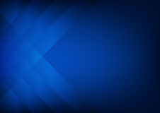 Abstract dark blue background with strips. Illustration stock illustration