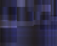 Abstract Dark Blue Background, Vector Illustration Stock Photo