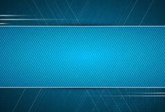 Abstract dark blue digital computer technology business backgrou Royalty Free Stock Photo